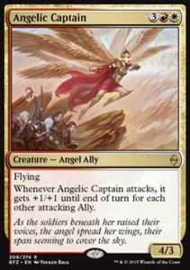 Angelic Captain (Battle for Zendikar)