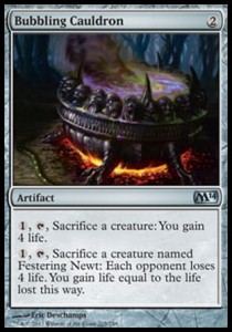 Bubbling Cauldron (M14)