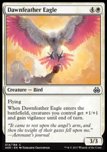 Dawnfeather Eagle (Aether Revolt)