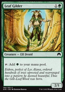 Leaf Gilder (Magic Origins)