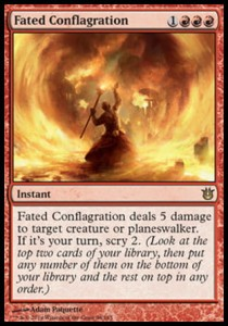 Fated Conflagration (Born of the Gods)