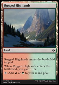 Rugged Highlands (Fate Reforged)