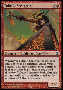 Tuktuk Scrapper (Worldwake)