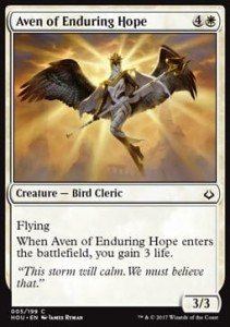 Aven of Enduring Hope (Hour of Devastation)