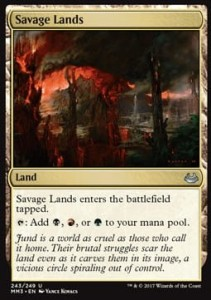 Savage Lands (Modern Masters 2017)