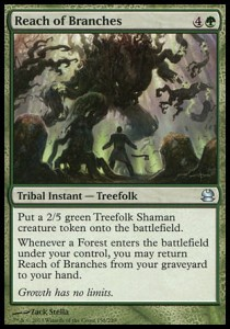Reach of Branches (Modern Masters)