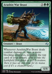 Arashin War Beast (Fate Reforged)