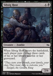 Sibsig Host (Fate Reforged)