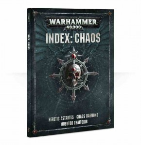 Warhammer 40 000 Index: Chaos