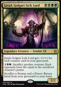 Jarad, Golgari Lich Lord (Commander Anthology 2017)