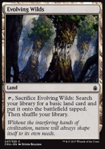 Evolving Wilds (Commander Anthology 2017)