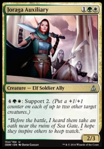 Joraga Auxiliary (Oath of the Gatewatch)