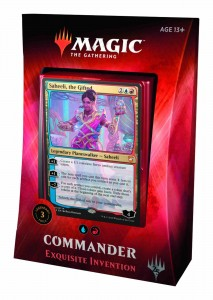 Commander 2018 - Saheeli, the Gifted