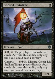 Ghost-Lit Stalker (DD: Garruk vs Liliana)