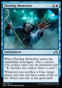 Fleeting Memories (Shadows over Innistrad)