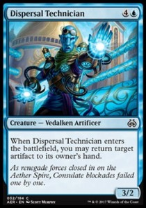 Dispersal Technician (Aether Revolt)