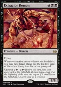 Extractor Demon (Modern Masters 2017)