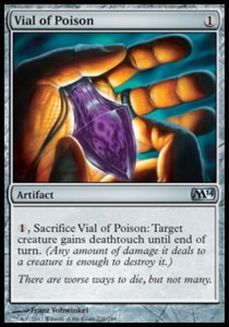 Vial of Poison (M14)