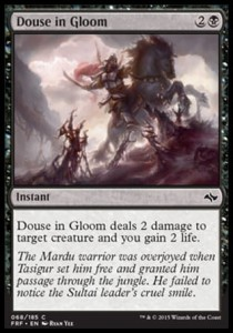 Douse in Gloom (Fate Reforged)