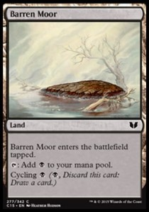 Barren Moor (Commander 2015)