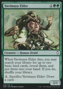 Yavimaya Elder (Commander Anthology II)