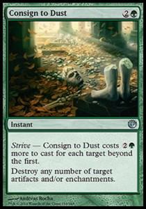 Consign to Dust (Journey Into Nyx)