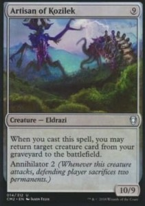 Artisan of Kozilek (Commander Anthology II)