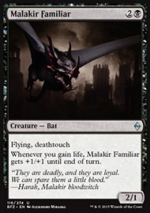 Malakir Familiar (Battle for Zendikar)