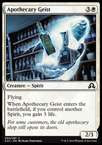 Apothecary Geist (Shadows over Innistrad)