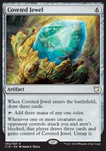 Coveted Jewel (Commander 2018)