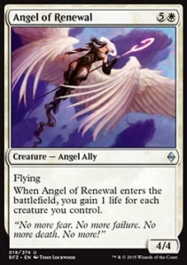 Angel of Renewal (Battle for Zendikar)
