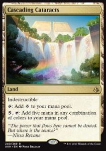 Cascading Cataracts (Amonkhet)