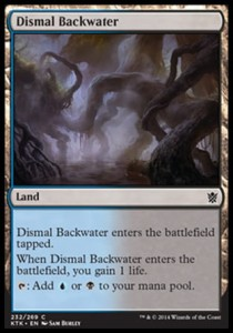 Dismal Backwater (Khans of Tarkir)