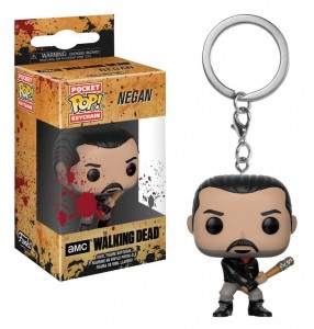 The Walking Dead - Negan - Brelok Pocket POP
