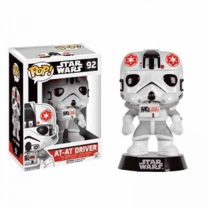 Funko POP At-At Driver Bobble Head # 92 - Star Wars