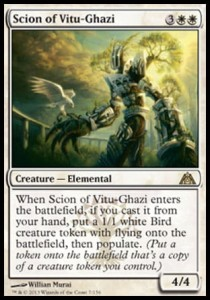 Scion of Vitu-Ghazi (Dragon\'s Maze)