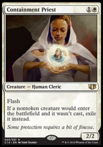 Containment Priest (Commander 2014)
