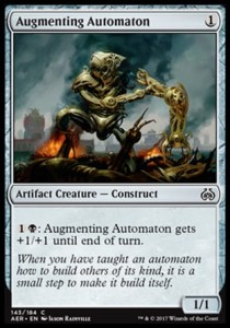 Augmenting Automaton (Aether Revolt)