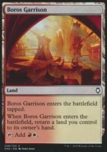 Boros Garrison (Commander Anthology II)