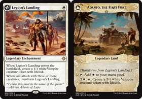 Legion's Landing / Adanto, the First Fort (Ixalan)