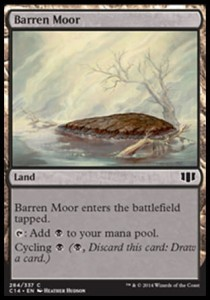 Barren Moor (Commander 2014)