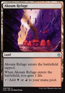 Akoum Refuge (Commander Anthology 2017)