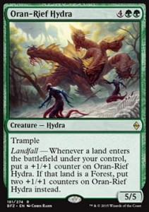 Oran-Rief Hydra (Battle for Zendikar)