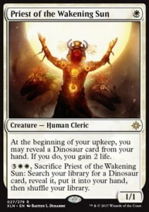 Priest of the Wakening Sun (Ixalan)