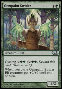 Gempalm Strider (DD: Elves vs Goblins)