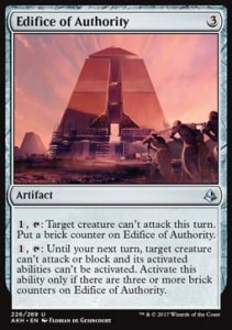 Edifice of Authority (Amonkhet)