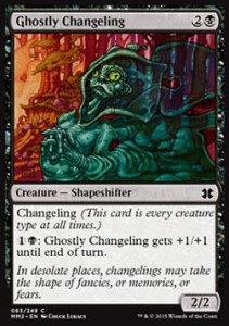 Ghostly Changeling (Modern Masters 2015)