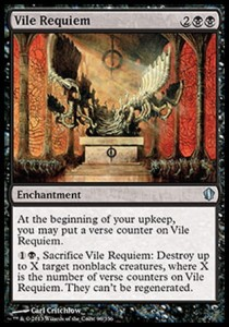 Vile Requiem (Commander 2013)