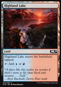 Highland Lake (M19 Core Set)