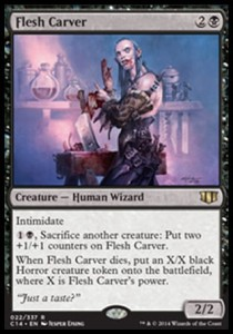 Flesh Carver (Commander 2014)